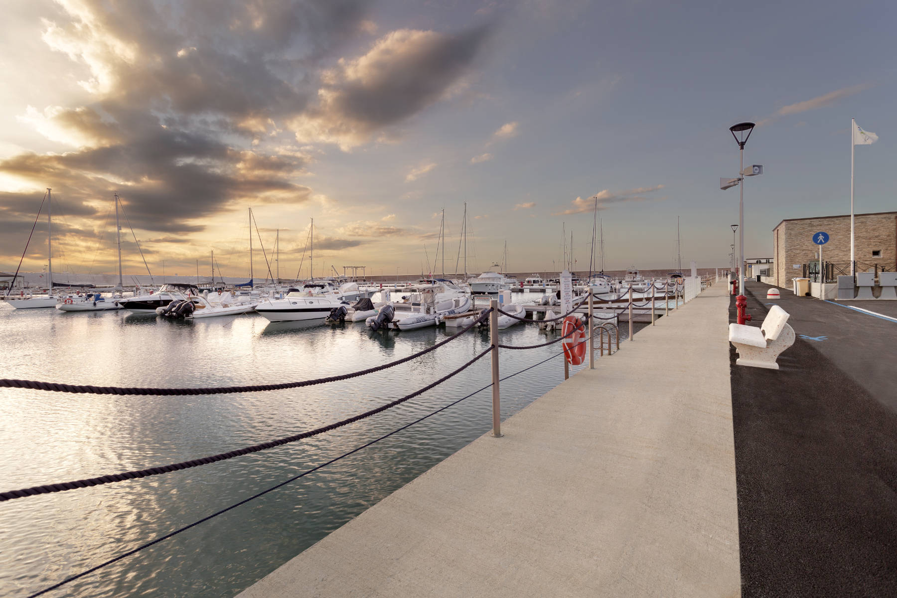 Porto turistico Marina Sveva