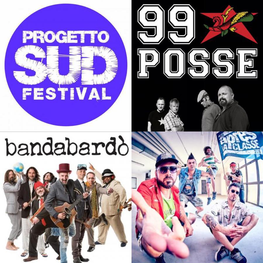 Progetto Sud Festival 2