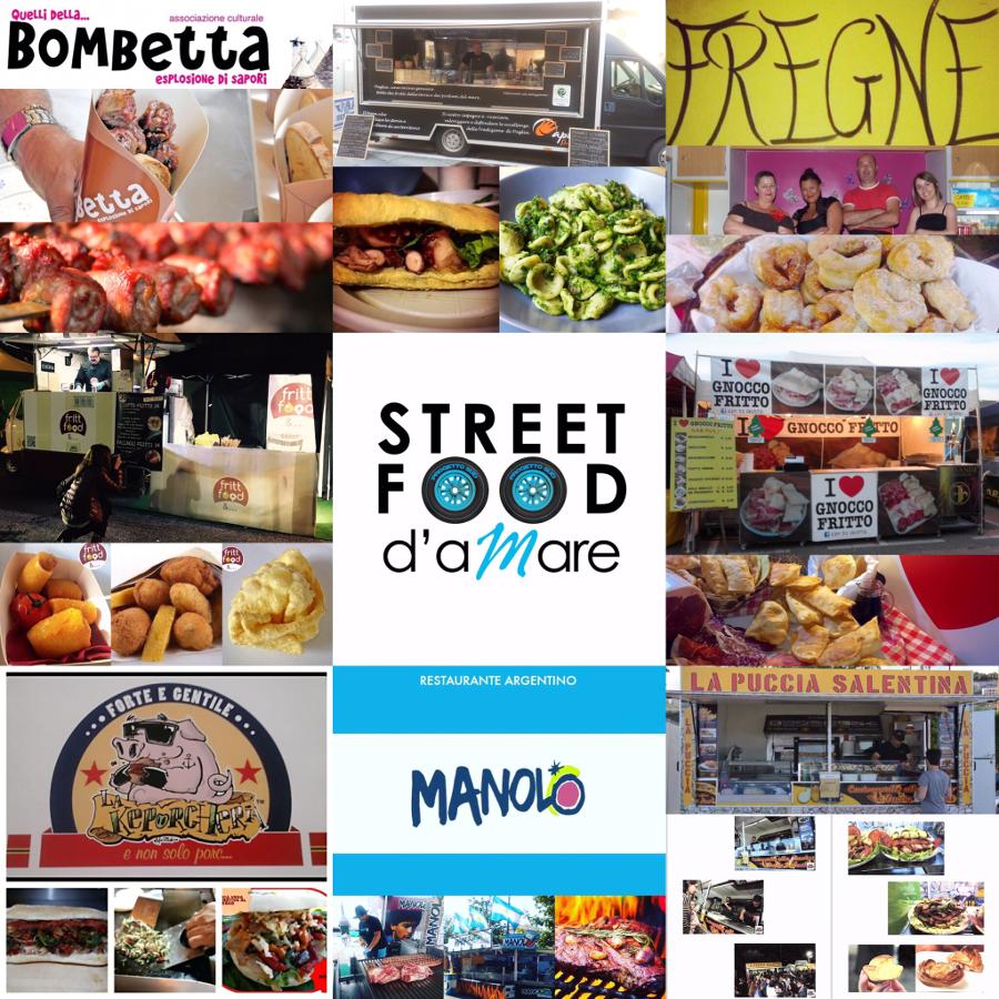 Street Food d'aMare