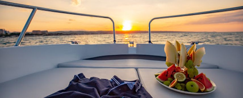 Una giornata in mare con Nautica Rent