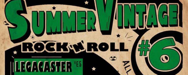 Voglia di rock'n' roll? Arriva il Summer Vintage Rock'n'Roll