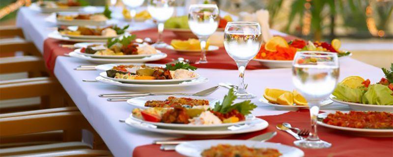 L'abc dei prodotti e dei piatti della regione