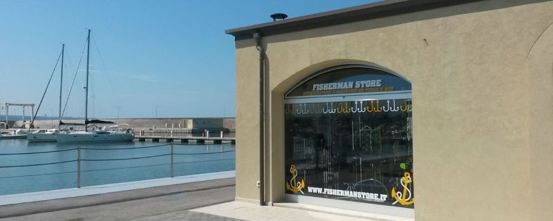 Fisherman Store a Marina Sveva