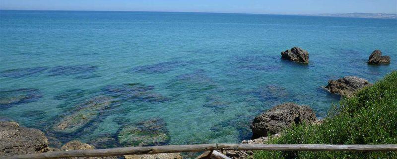 Riserva Naturale di Punta Aderci in Abruzzo